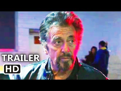 HANGMAN Official Trailer (2017) Al Pacino, Karl Urban Thriller Movie HD