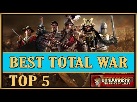TOP 5 BEST TOTAL WAR GAMES