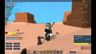 Roblox Arcane Adventures ep:1