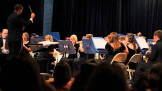 Two British Folk Songs Performed by the Ford High School Symphonic Band