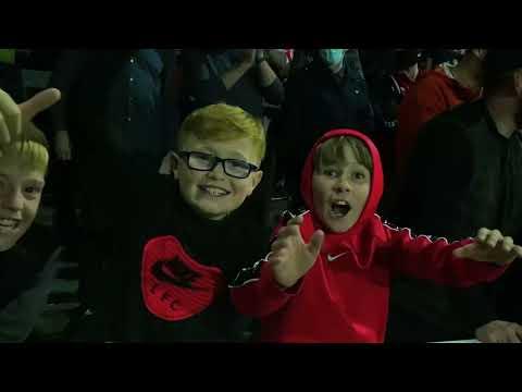 BEHIND THE SCENES | Saints 3-2 Longford Town (03/09/21)