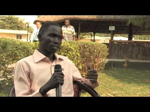 Media & Makers: Juba 2012 -- Interview with Bongiri Peter Ladu