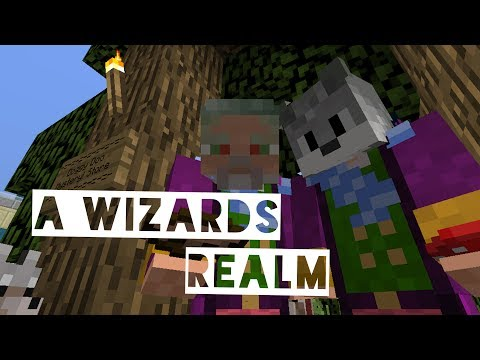 THE WIZARD'S MINECRAFT REALM - Doggy Treat Shop with ElliottWoofWoof