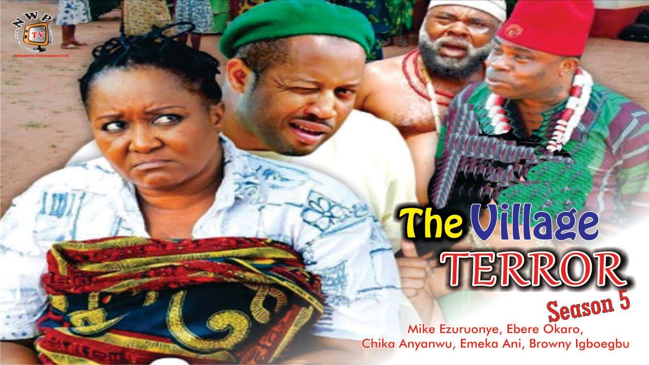 Download The Village Terror Season 5    - 2016  Latest Nigerian Nollywood Movie