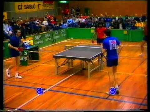 Swedish Open 1981 Surbek / Kalinic vs. Jonyer / Gergely Final