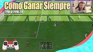 COMO ATACAR MEJOR En FIFA 20  Ultimate Team - Truco Palanca Mas Efectiva - Jugar Mejor Profesional