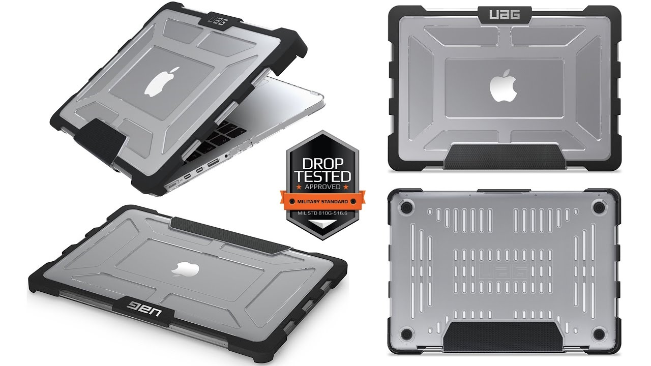 new style 1935d e7229 MacBook Pro Retina 15 inch Urban Armor Gear Plasma Case Review!