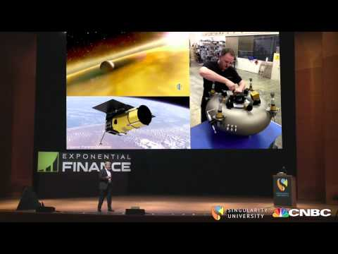 The Imminent Disruption of the $10T Manufacturing Industry (Reichental) - Exponential Finance 2014