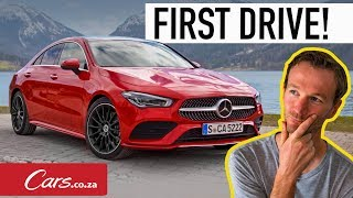 All New Mercedes-Benz CLA - First Drive