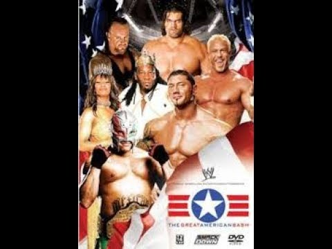 Retro Wrestling Reivew Series (WWE The Great American Bash 2006 Review)