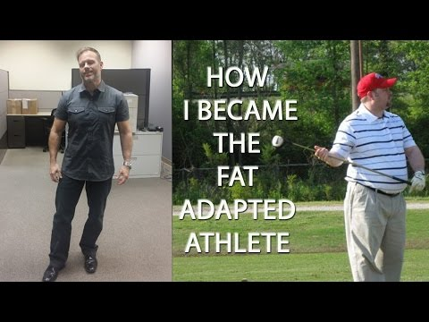How I Became the Fat Adapted Athlete