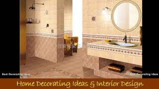 Tile wall designs bathrooms | Best of most popular interior & exterior modern design picture