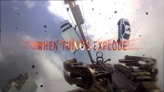 【Call of Duty】When Things Explode By NinjArtist