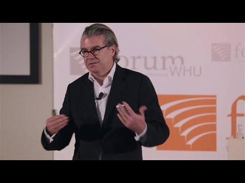 Jan Geldmacher - forumWHU 2014