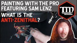 What is the Anti-Zenithal? - Painting With the Pro