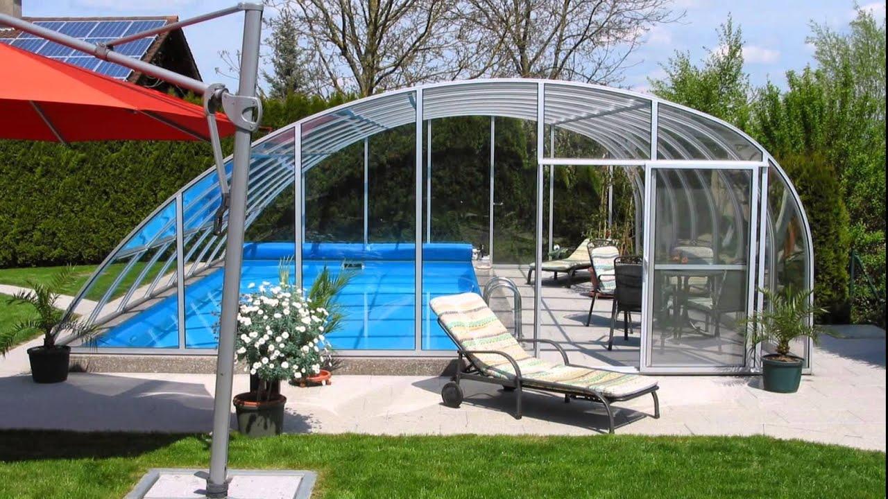 Schwimmbad berdachung pool berdachung als pool und for Preisvergleich pool