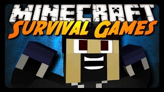 Minecraft: ONE HEART HERO! (Hunger Games Survival)