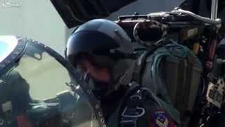 McDonnell Douglas F-4 Phantom Taxi And Take Off HD