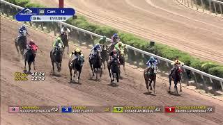 Vidéo de la course PMU PREMIO MERODEO