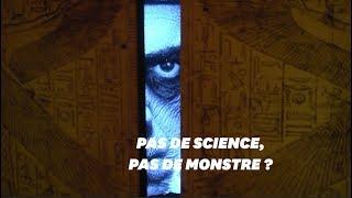 Une expo fait le lien entre la science et les monstres cultes du cinéma