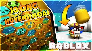 ROBLOX | CHALLENGING the OWNER of 10 LEGENDARY BEE and HONEY STORM ACTIVATION | Bee Swarm Simulator