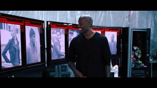 best paul walker and tyrese gibson fast furious 6 scene