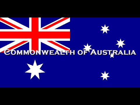 「National Anthem」Australia  Advance Australia Fair