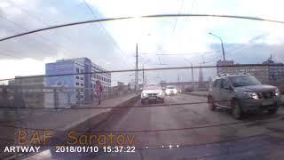 ДТП в Саратове. 10.01.2018