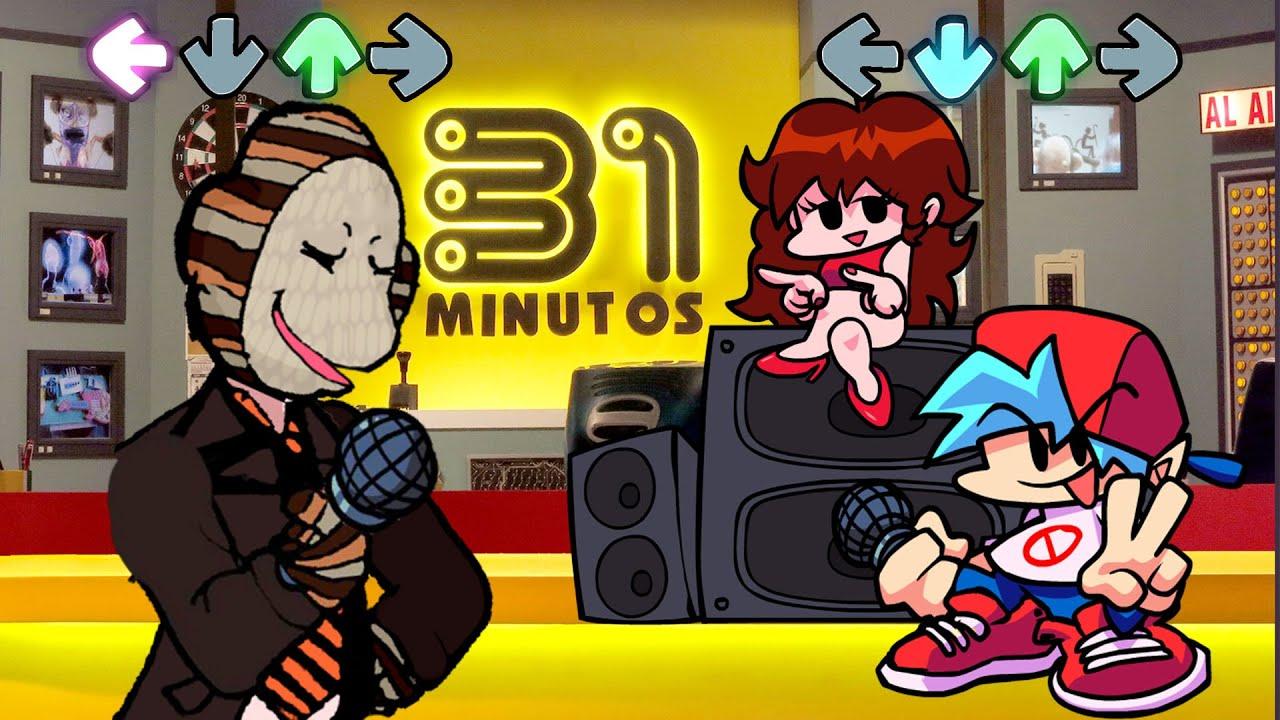 Friday Night Funkin Mod - 31 Minutos