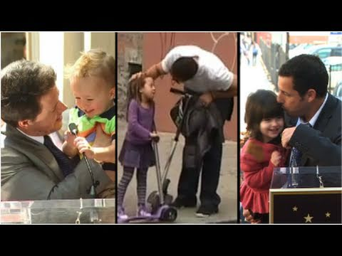 Celebrity Dads in the Cutest Moments With Their Kids!