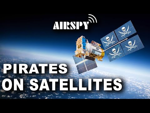 Pirates On US Navy Satellites - UHF SatCom