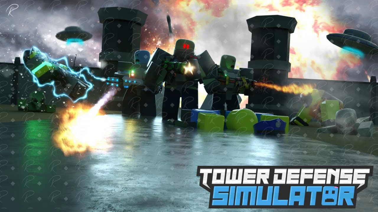 tower defense simulator ost area  final wave
