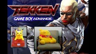 Bootleg Tekken for GBA