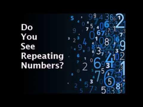 Keep Seeing The Numbers 11:11, 9:11, or 21:21 Everywhere?