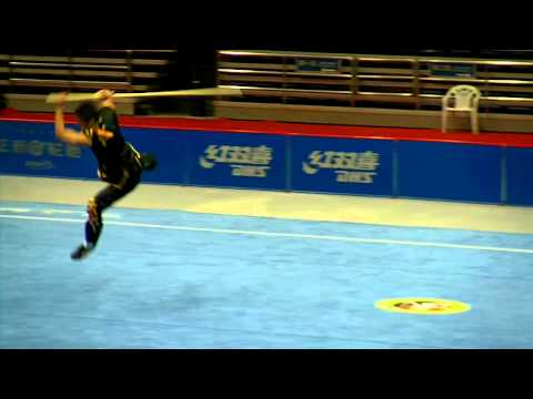 China Wushu Pre-Nationals 2010 - Nangun - Zhen Lei...