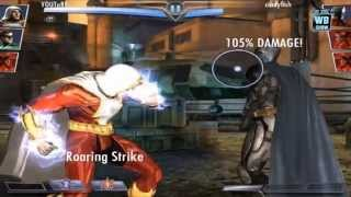 Repeat youtube video Injustice: Gods Among Us - Challenge Booster Pack / Multiplayer Battle