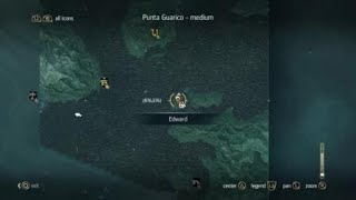 Assassin's Creed® IV Black Flag_6th treasure chest in Tortuga 167th total treasure
