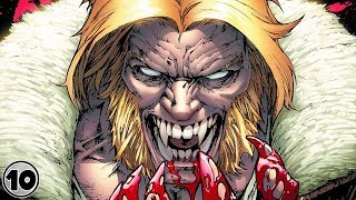 Top 10 Super Powers You Didn't Know Sabertooth Had