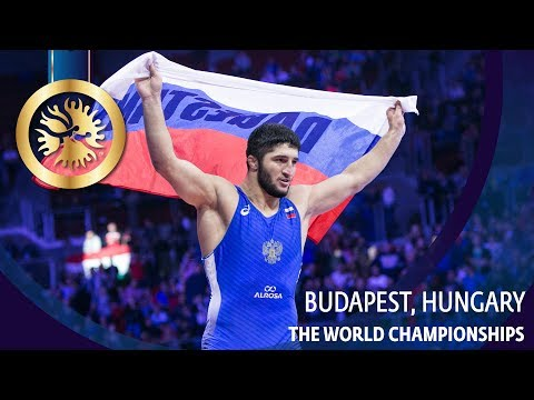GOLD FS - 97 kg: K. SNYDER (USA) v. A. SADULAEV (RUS) --Match of The Day