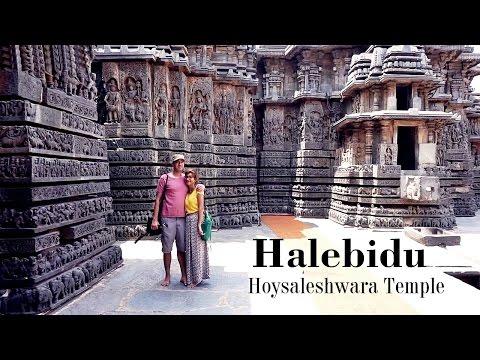 Chikmagalur - Halebidu Hoysaleshwara | India Travel