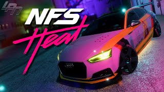 FLGNTLT AUDI S5! - NEED FOR SPEED HEAT Part 60 | Lets Play NFS Heat