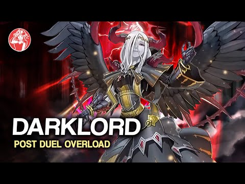 Deck DARKLORD + Análisis 📈 | Post Duel Overload (MASTER RULE 2020)