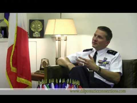 Military Attache to the Embassy of France