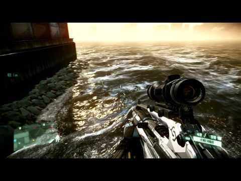 Crysis 2: DirectX 11 Vs. DirectX 9