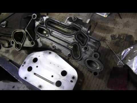 Замена прокладок теплообменника Шевроле и Опель, двигатели Z16XER и Z18XER