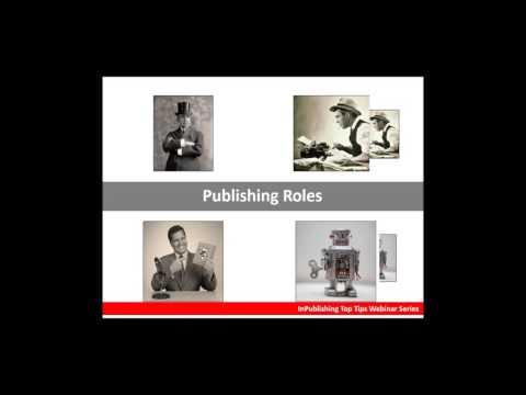 How to balance publishing's three-legged stool - Content, Audience, Revenue
