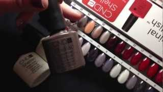 All Of The Shellac Colour Range Released 2012 with Swatches(, 2012-11-22T17:15:37.000Z)