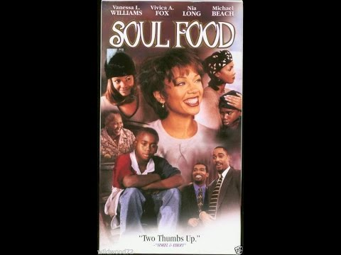 Opening To Soul Food 1997 VHS