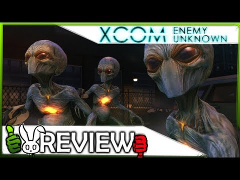 XCOM: Enemy Unknown REVIEW - Haasty Review