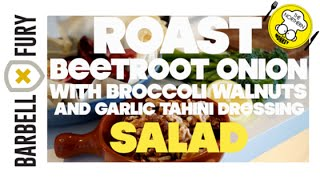 How To Make An Immune Busting Roast Beetroot Salad | The Northern Monkey